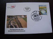 AUTRICHE - enveloppe 1er jour 9/10/1992 (B3) austria