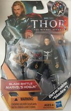 """MARVELS HOGUN (Blade Battle) THOR Marvel Universe 2010 3.75"""" INCH ACTION FIGURE"""