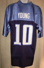 Vince Young Tennessee Titans Jersey size adult Medium by Reebok