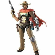 GOOD SMILE COMPANY figma Overwatch McCREE Action Figure w/ Tracking NEW