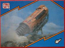 Thunderbirds PRO SET - Card #058 - The Mole: Vital Lifesaver - Pro Set Inc 1992