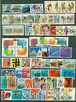Switzerland 1990/99 good range of sets and singles with definitive  VFU Stamps