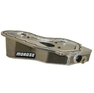 Moroso 20971 Engine Oil Pan, Street/Strip For 10-20 Toyota V6 NEW