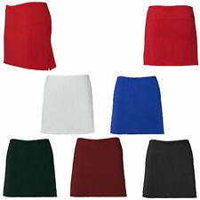 LADIES SHORT SKIRT TENNIS FITNESS SKORT SPORTSWEAR JBS 7LPS SIZE 8 RED LAST ONE
