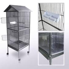 Volière à oiseaux en alluminium deux modèles (170cmx50xm)
