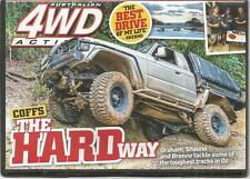 AUSTRALIAN 4WD ACTION - ISSUE 235 COFFS THE HARD WAY