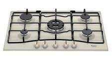 Hotpoint PCN750TOWRHA Plan Cooking 5 Burners Gas 75 CM White Antique