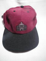 VINTAGE ~ 525 ~ POST PRODUCTION ADJUSTABLE BACKSTRAP CAP ~