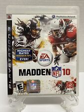 Madden NFL 10 PLAYSTATION 3 (PS3) Sports  PSN Dolby EA Sports Headset