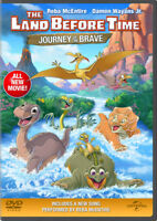 The Land Before Time 14 - Journey of the Brave DVD (2016) Davis Doi cert U