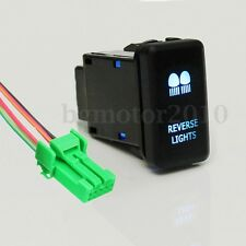 12V Replacement LED Reverse Light Push Switch For Toyota Landcruiser Hilux Prado