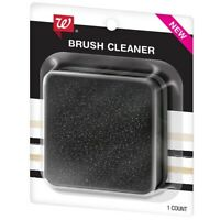 Makeup Beauty Switch Colors Dry Sponge Brush Cleaner