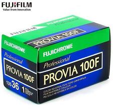 FUJI Fujichrome RDP-III PROVIA 100F 135 36EXP ISO 100 Color Slide Film