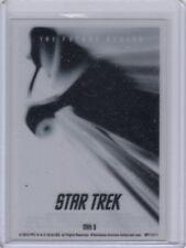 STAR TREK BEYOND MOVIE - MP11 CASE TOPPER STAR TREK (2009) MOVIE POSTER CARD