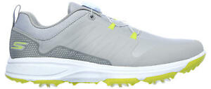Skechers Go Golf Torque Twist Golf Shoes 54551GYLM Grey/Lime New