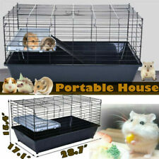 Pet Cage Ferret Cat Cage Powder Coated House for Hamster Guinea Pig Chinchilla