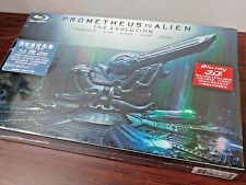 Prometheus To Alien 2D Blu-ray 9-Discs Boxset (HKG Ver) Region ALL