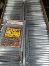 ***COMPLETE*** 110/110 CARDS PSA 9 Legendary Collection Reverse Holos Pokemon!!!