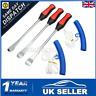 3X Tire Lever Tool Spoon Motorbike Tire Iron Changing + 2x Wheel Rim  +