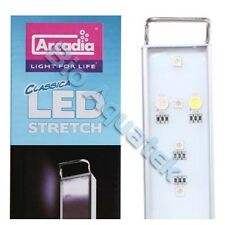 Arcadia LED Stretch Aquarium Fish Tank Light Freshwater CS120F 47w 120cm - 150cm