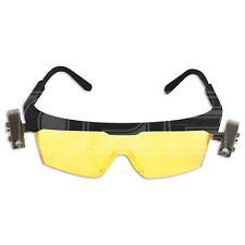 Láser de detección de fugas Gafas Con LED Luces ultravioleta (4907B)