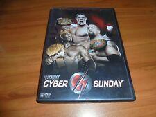 WWE - Raw: Cyber Sunday 2006 (DVD, 2006) Used Big Show Vs John Cena Vs Booker T