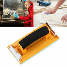 Drywall Hand Sander Sandpaper Plates Tool Sponge Handle Sanding Block Roll Sheet