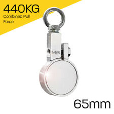 Magnet Store 220 Pro™ Clamp Fishing Magnet 440KG Pull Force Neodymium Recovery