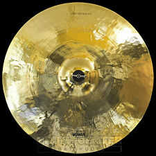 "Wuhan Medium Thin Crash/Ride Cymbal 20"" - Video Demo"