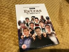 Extras - BBC TV Complete Comedy Series Box Set DVD New Sealed Ricky Gervais