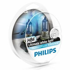 PHILIPS 9006 HB4 Diamond Vision 5000K White Headlight Bulbs Germany 12V 51W