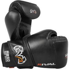 Rival Boxing RB50 Intelli-Shock compacto Bolsa Guantes-Negro