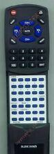 Replacement Remote for TECHNICS SAGX670, RAKSA724MH, SUG95, SDS935