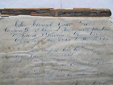 Nice POW Diary,    ANDERSONVILLE CAPTIVITY,    Florence, Prison, CSA, Civil War