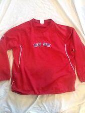 Majestic Boston RED SOX Warm Up Shirt Therma Base Long Sleeve ~ Men Medium ~ EUC