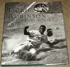 1996 Jackie Robinson Baseball Book- Brooklyn, Los Angeles Dodgers