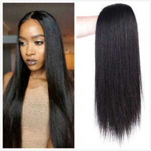 "8""-30"" 1/3/4Bundles Best quality 100% Brazilian Straight Human Hair Extensions"