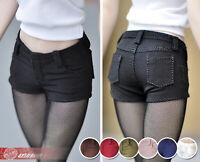 1/6 Slim shorts Pants Clothes Fit 12inch Female Phicen TBLeague Action Figure