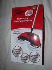 Fuller Brush Co. Rotating Hard Floor Surface Sweeper ~ New ~