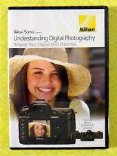 Nikon School - Understanding Digital Photography ~ New DVD Video ~ SLR Camera
