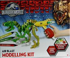 New Air Blast Modelling Kit Dinosaur Build your own Dinosaur Jurassic World