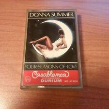 MC RARA DONNA SUMMER FOUR SEASONS OF LOVE DURIUM ME AI 3039 ITALY PS 1976  ARM