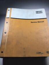 Case DH5 Service Manual