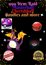 999 Item raid Pokemon Sword and Shield