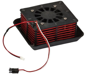 Little Gian Force Air Fan Kit with Heater 7300 for Chicken Egg Incubator