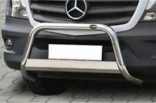 MERCEDES SPRINTER 2013 BULL BAR MIRROR INOX 60 LUCIDO C/TRAVERSA