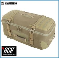 Maxpedition Advanced Gear Research Ironstorm Adventure Travel Bag Tan RSMTAN
