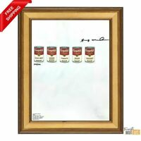 Campbell´s  Soup by Andy Warhol  - Original Hand Signed Print with COA