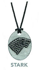 Game of Thrones Pewter Pendant - House Of Stark