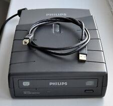 Philips externer USB CD Brenner SPD3000CC